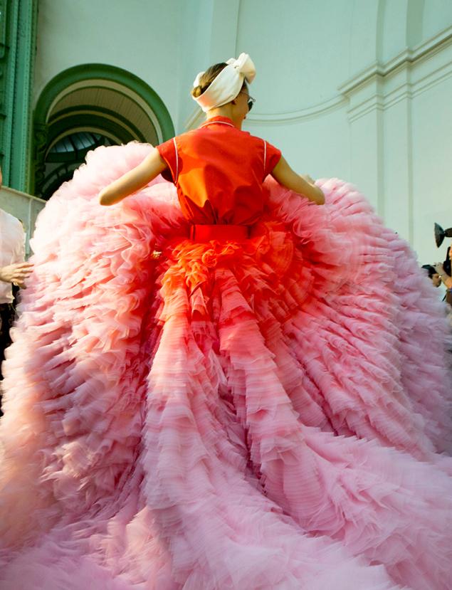 Giambattista Valli, couture (fall 2014)