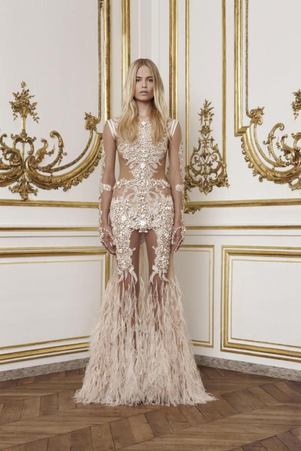 Givenchy, 2010 by Riccardo Tisci