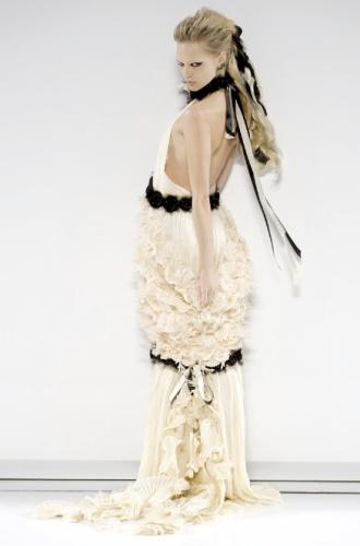 Chanel, haute couture (2009)