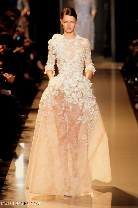 Elii Saab, haute couture (2014)