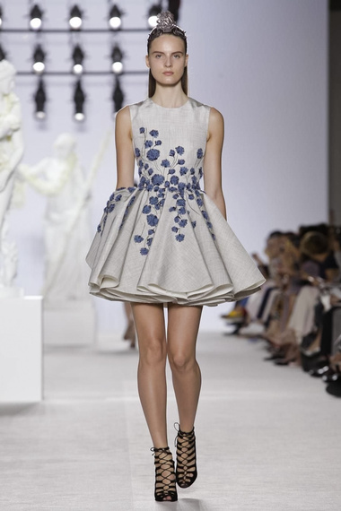 Giambattista Valli, couture (2013)