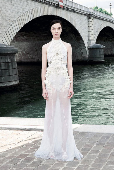 Givenchy, haute couture 2012