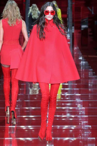 Versace, fall 2015